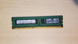Ram Ddr3 2gb Pc3-10600e 1333 Mhz Samsung (para Workstation)