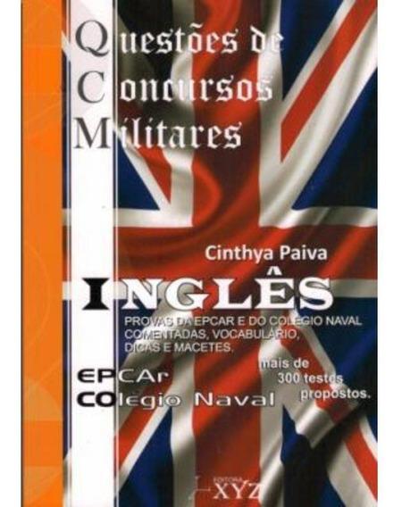 Qcm. Questões De Concursos Militares (cn - Epcar) - Inglês