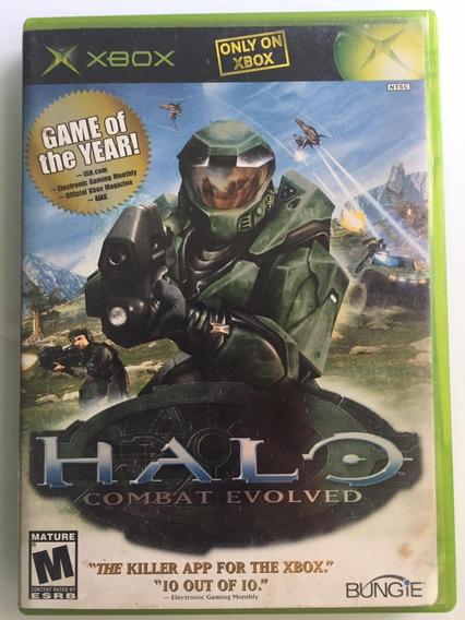 Jogo Halo Combat Evolved Xbox - Usado