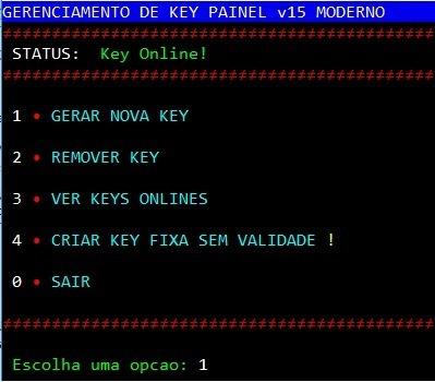 Script Venda De Painel-ssh Por Key