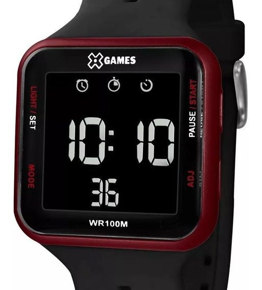 Relógio Xgames Unissex Xgppd101 Pxpx, C/ Garantia E Nf