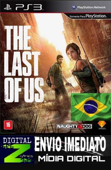 The Last Of Us Ps3 Dublado Jogue Hoje