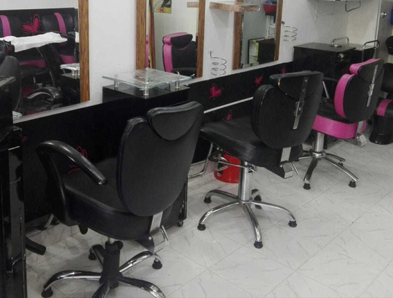 Vendopermuto Salón De Belleza Acreditado En Exclusivo Sector
