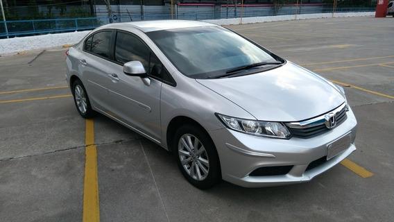 Honda Civic Lxs Flex 16v 14/15