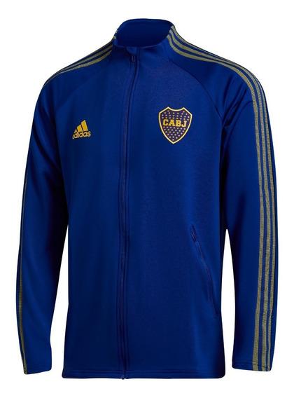 Campera adidas Boca Juniors Anthem 2020 Hombre Fútbol