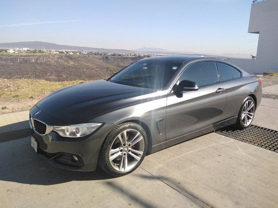 Bmw Serie 4 2.0 428ia Coupe Sport Line At 2015