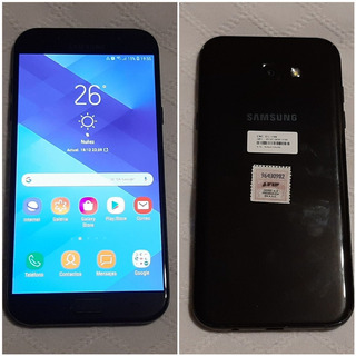 Samsung Galaxy A7 2017. Usado, En Muy Buen Estado