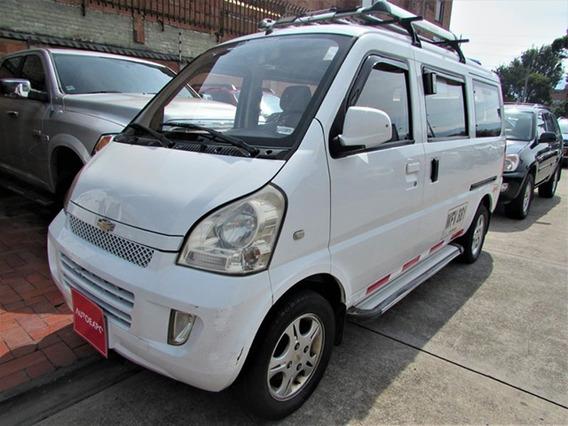 Chevrolet N300 Pasajeros 1.2
