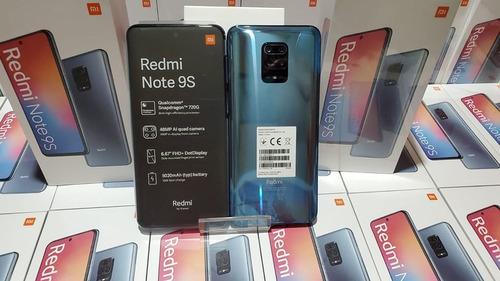 Xiaomi Redmi Note 9s 64gb / 4gb Ram