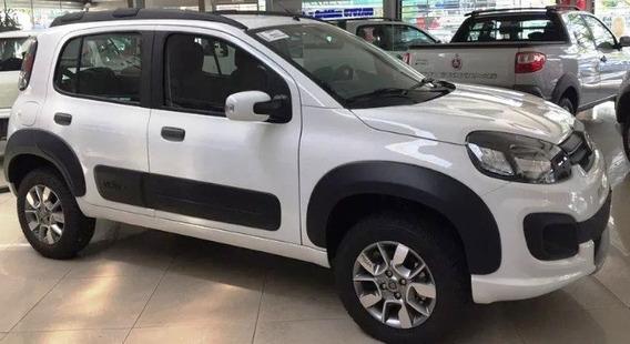 Fiat Uno Way 2020 0km Anticipo $100.000 Cuotas 0% Interés A-