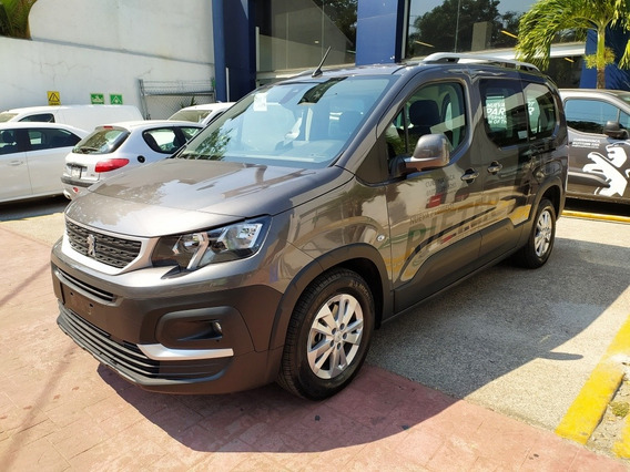 Peugeot Rifter 1.6 Hdi Allure 7as 2020 Demo