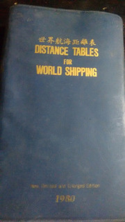 Distence Tables For World Shipping