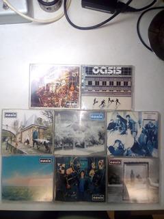 Vendo Singles De Oasis