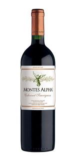 Vino Montes Alpha Cabernet Sauvignon ( Chile) 750ml.