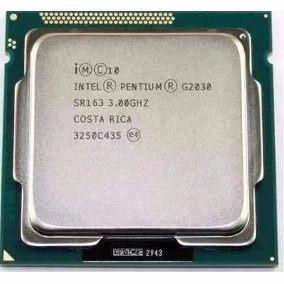 Processador Intel Pentium G2030 3.0ghz,