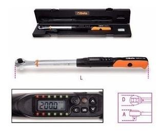 Torquímetro Chave Eletrônico Beta Ferramenta 599dgt/10x
