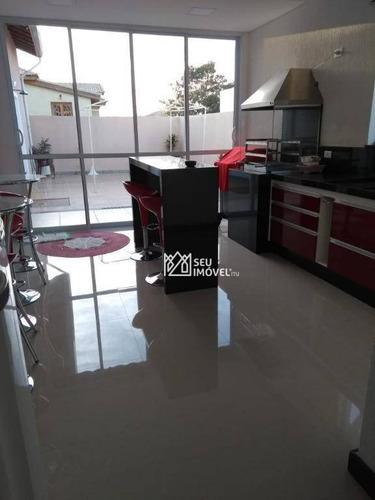 Casa À Venda, 210 M² Por R$ 660.000,00 - Condomínio Vila Verona - Sorocaba/sp - Ca2143