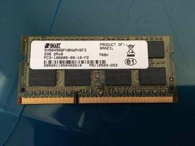 Memoria Notebook 2gb Ddr3 1333mhz Pc3-10600 Smart