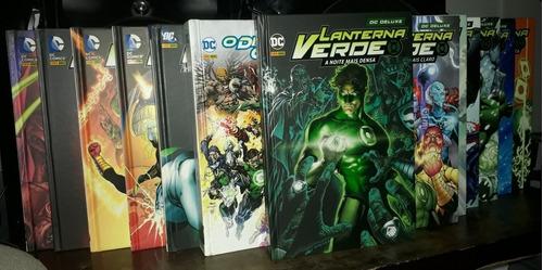 Lanterna Verde Coleção Completa 16 Vols Capa Dura Usado