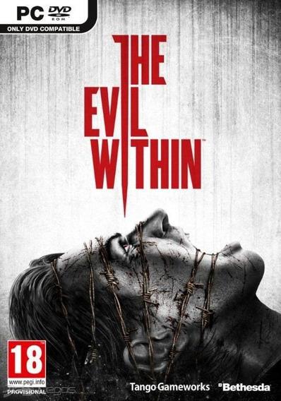 The Evil Within + Dlcs + Legendas Em Português