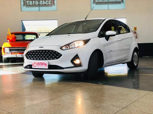 Ford Fiesta 1.6 Ti-vct Flex Se Plus Powershift