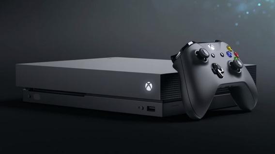 Xbox One X 1tb 4k Hdr Microsoft Original Pronta Entrega