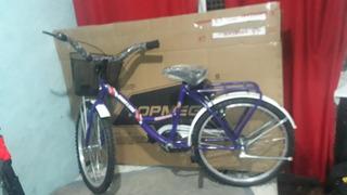 Bicicleta Top Mega Nueva Rodado 24