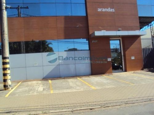 Barracão Para Alugar Campinas - Ba00130 - 4702590