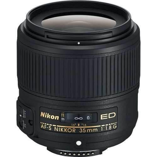 Lente Nikon Af-s Dx 35mm F/1.8g Ed
