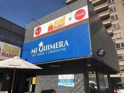 Excelente Local Comercial En Arriendo / Av. Alemania /