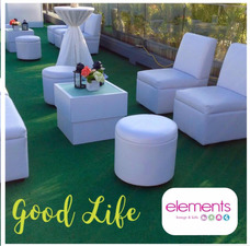 Alquiler Muebles Tipo Lounge