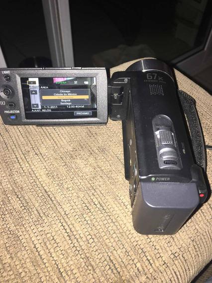 Filmadora E Câmera Sony