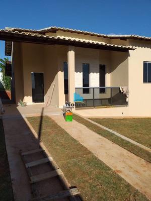 Casa Com Suíte De 03 Quartos Em Igarapé - 4152