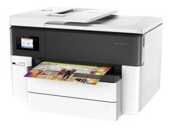 Impressora Hp Officejet Pro7740 Multifuncional Wireless Bivt