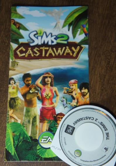 Jogo The Sims 2: Castaway - Psp Umd Original