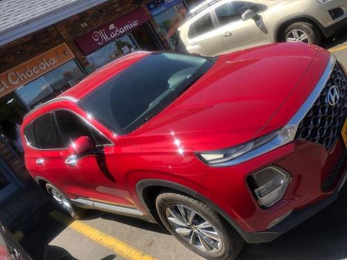 Hyundai Santafe Premium 7p At 2020