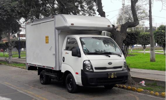 Camion Kia K2700 2013 Furgon Dos Toneladas Diesel