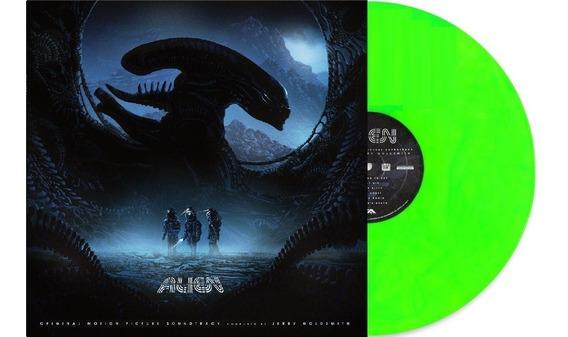 Lp Disco Vinil Duplo 2x Alien ( Disponível, Novo E Lacrado )