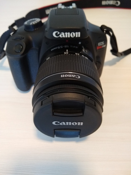 Canon Eos Rebel T100 18mp