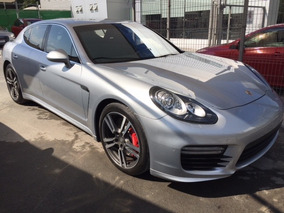 Porsche Panamera 4.8 Turbo V8 Pdk At
