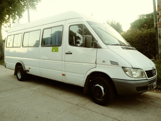 Mercedes Benz Sprinter 413 Cdi/c 4025