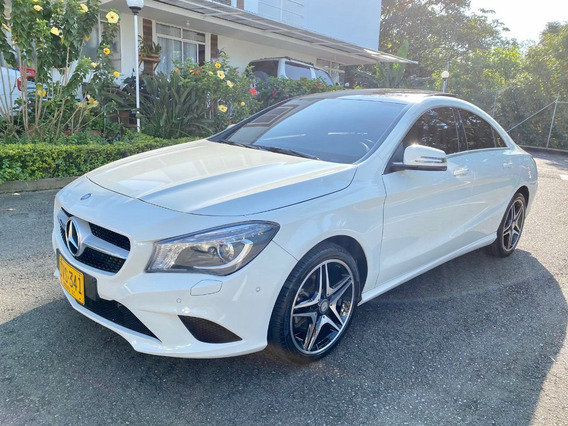 Mercedes Benz Cla180 Modelo 2016 Impecable