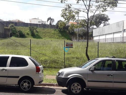 Terreno À Venda, 4535 M² Por R$ 12.900.000,00 - Alphaville Industrial - Barueri/sp - Te0514