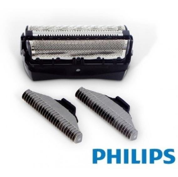 Cabeçote De Corte Para Aparadordepêlos Philips Modelo Qc5550