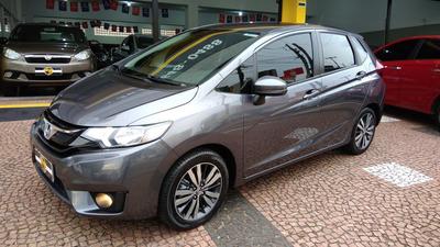 Honda Fit Ex Cvt 2015 Otimo Estado