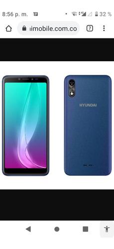 Teléfono Celular Hyundai Mod.l553. Smartphone