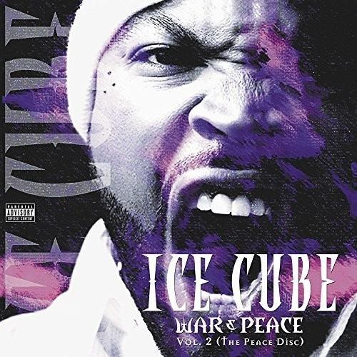 Ice Cube War & Peace, Vol. 2 (the Peace Disc) Lp Us Import