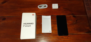 Huawei P Smart Fig-lx3 32gb Ram 3gb Claro