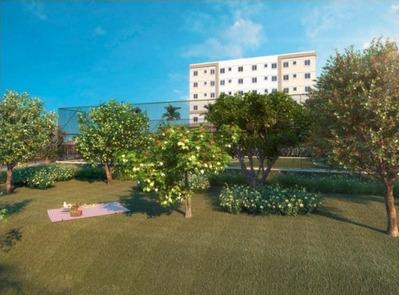 Apartamento Em Jardim Vista Alegre, Santa Bárbara D