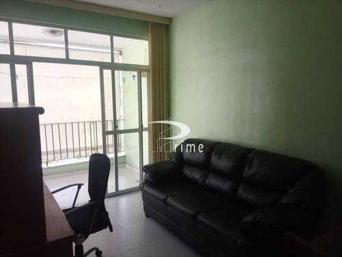 Apartamento Com 2 Dormitórios À Venda, 54 M² Por R$ 370.000,00 - Centro - Niterói/rj - Ap0374